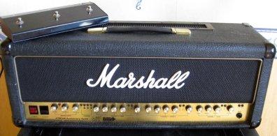 Marshall 6100 klassisk amp